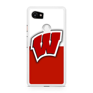 Wisconsin Badgers American Football 3 AA, Custom Phone Case, Google Pixel 2 XL Case, Pixel 2 XL Case, Tatumcase