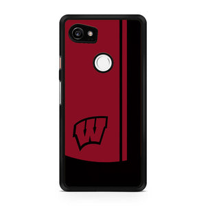 Wisconsin Badgers American Football 4 AA, Custom Phone Case, Google Pixel 2 XL Case, Pixel 2 XL Case, Tatumcase