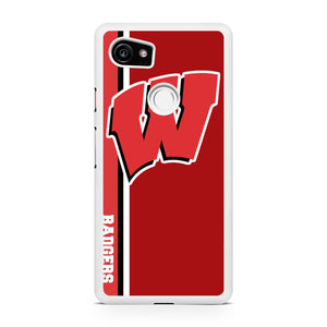 Wisconsin Badgers American Football 7 AA, Custom Phone Case, Google Pixel 2 XL Case, Pixel 2 XL Case, Tatumcase