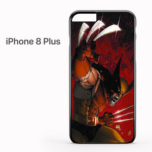 Wolverine Gets Angry - iPhone 8 Plus Case - Tatumcase