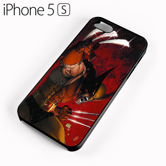 Wolverine Gets Angry - iPhone 5 Case - Tatumcase