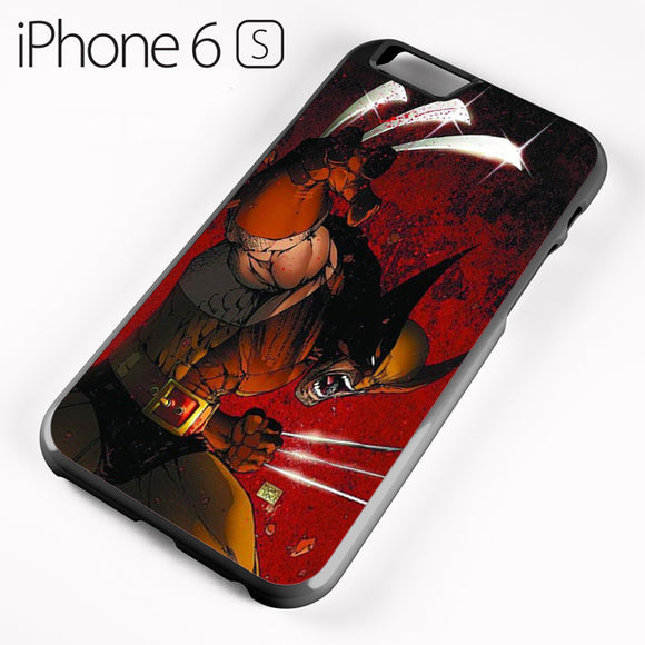 Wolverine Gets Angry - iPhone 6 Case - Tatumcase