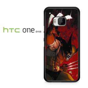 Wolverine Gets Angry - HTC M9 Case - Tatumcase