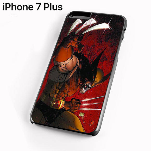 Wolverine Gets Angry - iPhone 7 Plus Case - Tatumcase