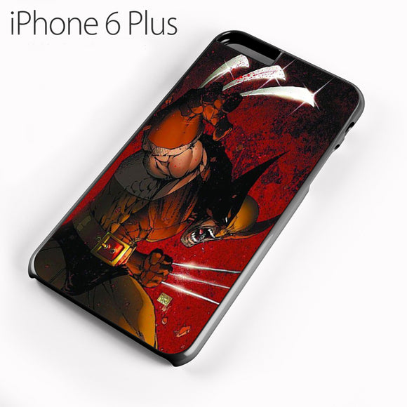 Wolverine Gets Angry - iPhone 6 Plus Case - Tatumcase