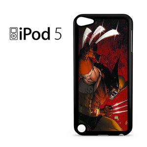 Wolverine Gets Angry - iPod 5 Case - Tatumcase