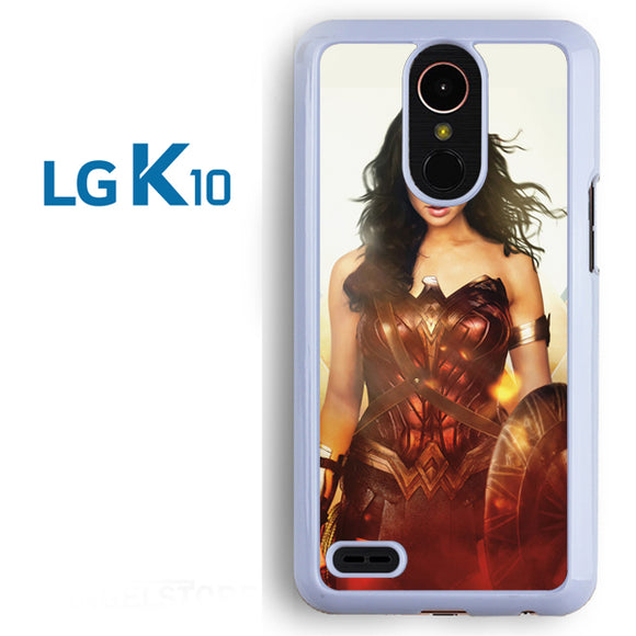 Wonder Woman AB - LG K10 Case - Tatumcase