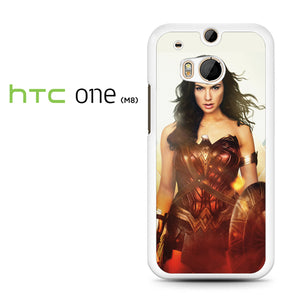 Wonder Woman AB - HTC M8 Case - Tatumcase