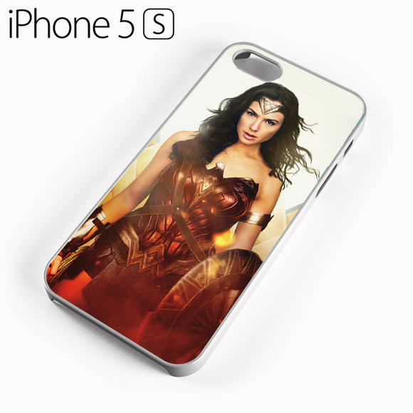 Wonder Woman AB - iPhone 5 Case - Tatumcase