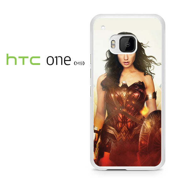 Wonder Woman AB - HTC M9 Case - Tatumcase