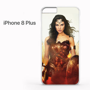 Wonder Woman AB - iPhone 8 Plus Case - Tatumcase