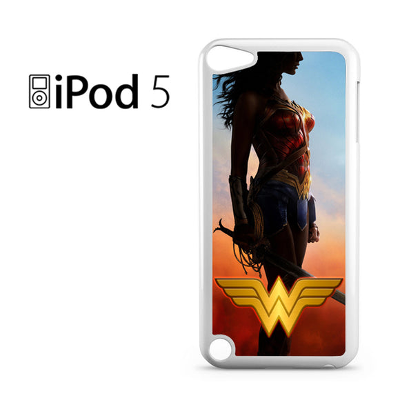 Wonder Woman Amazing - iPod 5 Case - Tatumcase