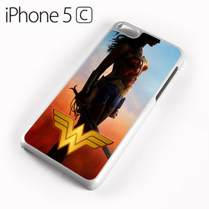 Wonder Woman Amazing - iPhone 5C Case - Tatumcase