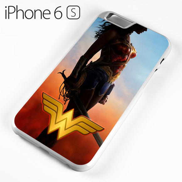 Wonder Woman Amazing - iPhone 6 Case - Tatumcase