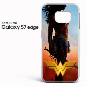 Wonder Woman Amazing - Samsung Galaxy S7 Edge Case - Tatumcase