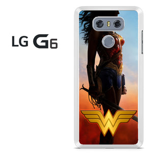 Wonder Woman Amazing - LG G6 Case - Tatumcase