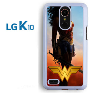 Wonder Woman Amazing - LG K10 Case - Tatumcase
