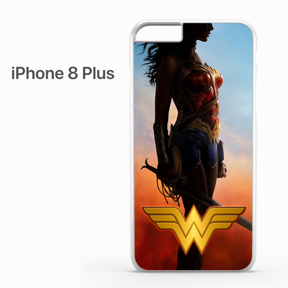 Wonder Woman Amazing - iPhone 8 Plus Case - Tatumcase