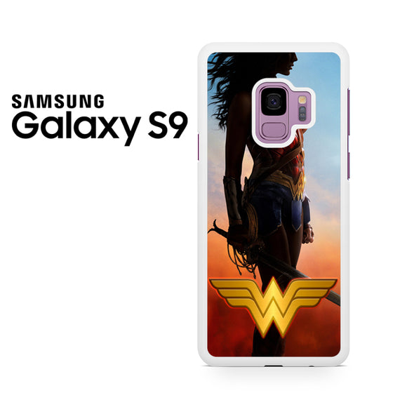 Wonder Woman Amazing - Samsung Galaxy S9 Plus Case - Tatumcase