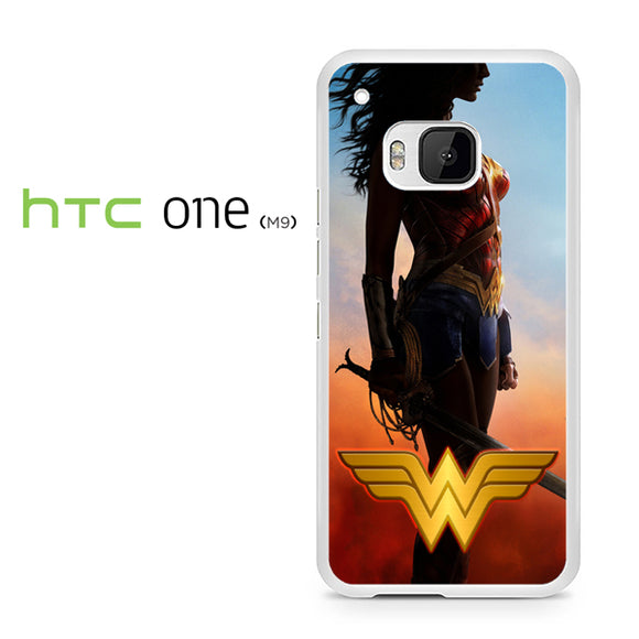 Wonder Woman Amazing - HTC M9 Case - Tatumcase
