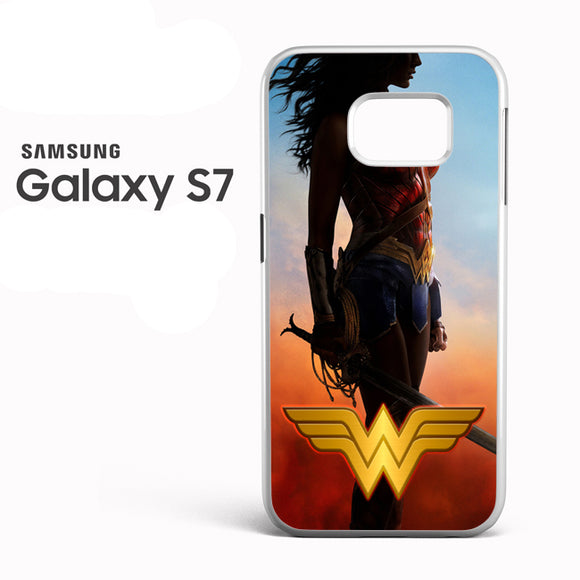 Wonder Woman Amazing - Samsung Galaxy S7 Case - Tatumcase