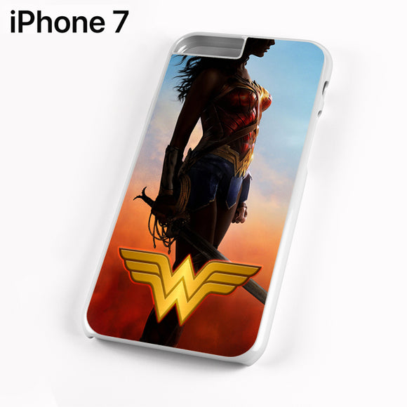 Wonder Woman Amazing - iPhone 7 Case - Tatumcase