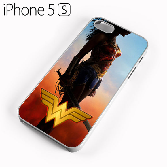 Wonder Woman Amazing - iPhone 5 Case - Tatumcase