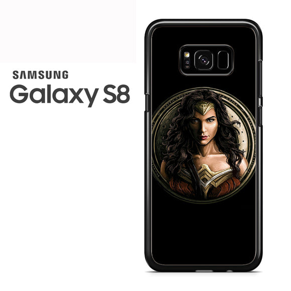 Wonder Woman Art AB - Samsung Galaxy S8 Case - Tatumcase