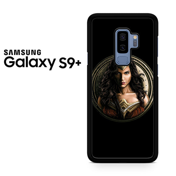 Wonder Woman Art AB - Samsung Galaxy S9 Plus Case - Tatumcase
