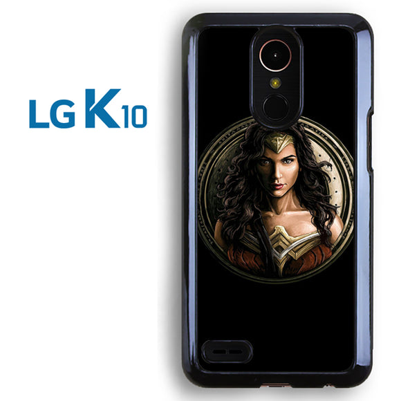 Wonder Woman Art AB - LG K10 Case - Tatumcase