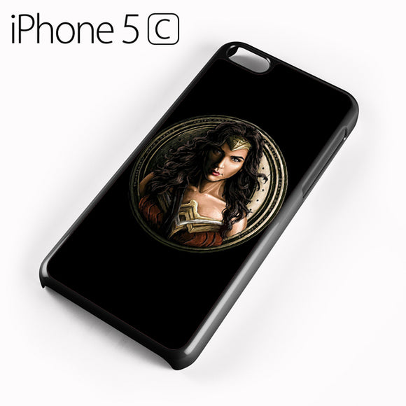 Wonder Woman Art AB - iPhone 5C Case - Tatumcase