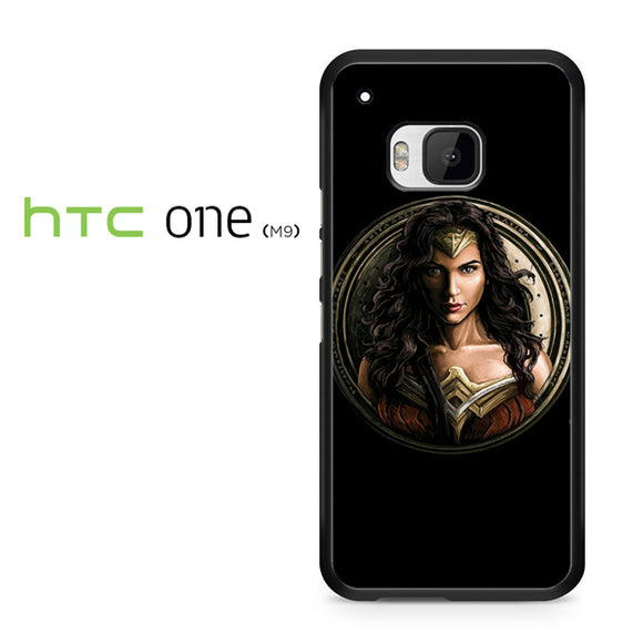 Wonder Woman Art AB - HTC M9 Case - Tatumcase