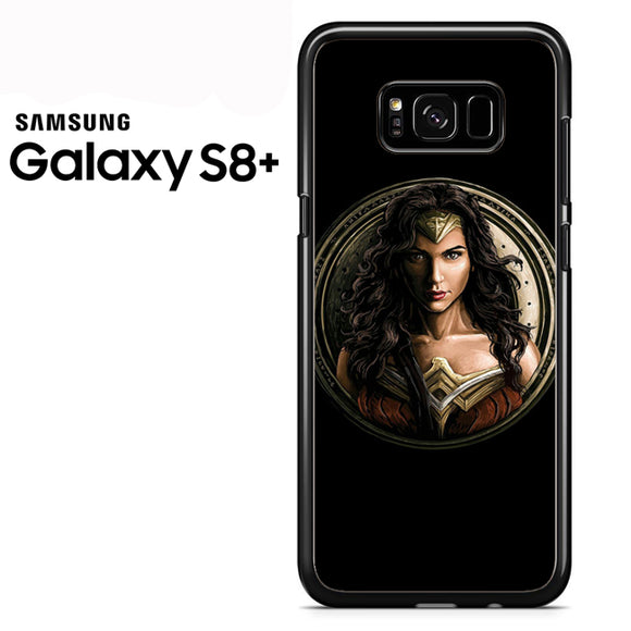 Wonder Woman Art AB - Samsung Galaxy S8 Plus Case - Tatumcase