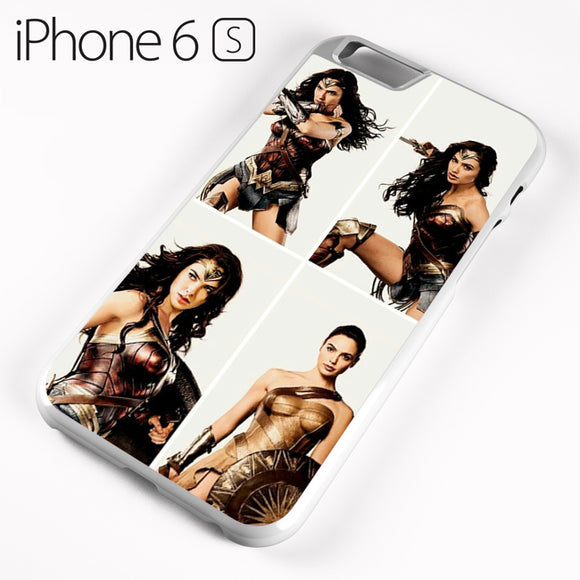 Wonder Woman Collage AB - iPhone 6 Case - Tatumcase