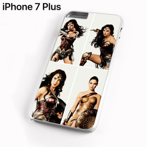 Wonder Woman Collage AB - iPhone 7 Plus Case - Tatumcase