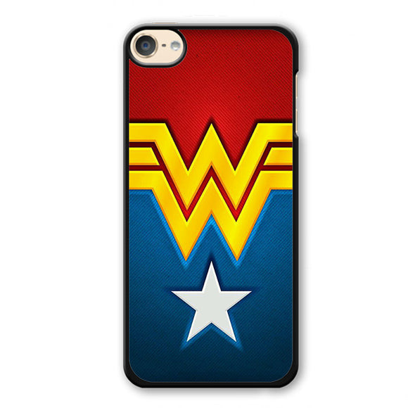 Wonder Woman Suit Cool Phonecase Cover Case For Apple Ipod 4 Ipod 5 Ipod 6