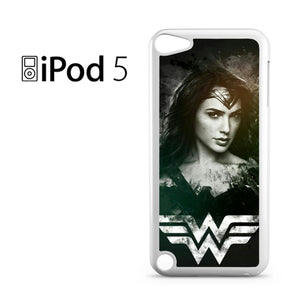 Wonder Woman in Black AB - iPod 5 Case - Tatumcase