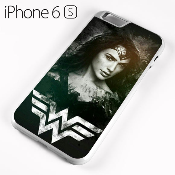 Wonder Woman in Black AB - iPhone 6 Case - Tatumcase