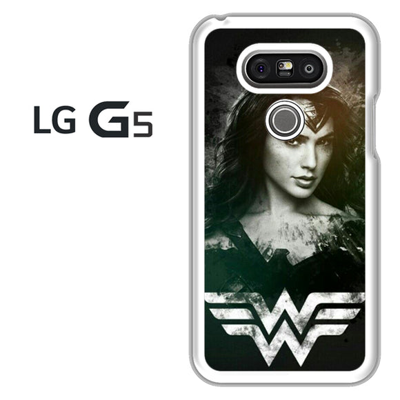 Wonder Woman in Black AB - LG G5 Case - Tatumcase