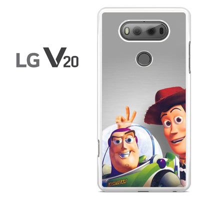 Woody And Buzz Lightyear toy story - LG V20 Case - Tatumcase