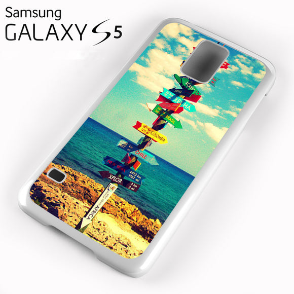 World Signs - Samsung Galaxy S5 Case - Tatumcase