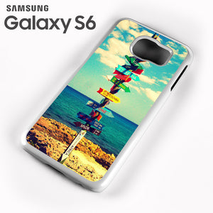 World Signs - Samsung Galaxy S6 Case - Tatumcase