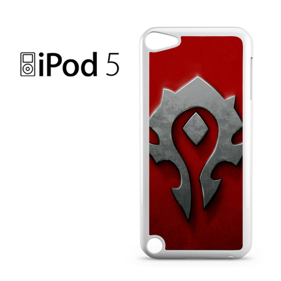World of Warcraft Metal Logo AB - iPod 5 Case - Tatumcase