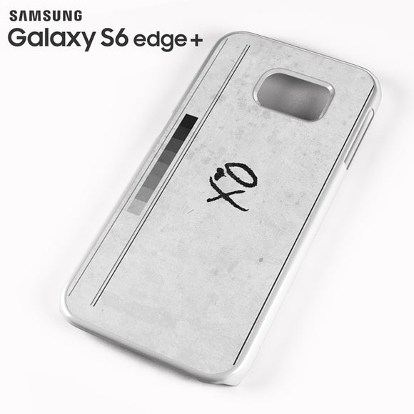 XO valentine day shot glass - Samsung Galaxy S6 Edge Plus Case - Tatumcase