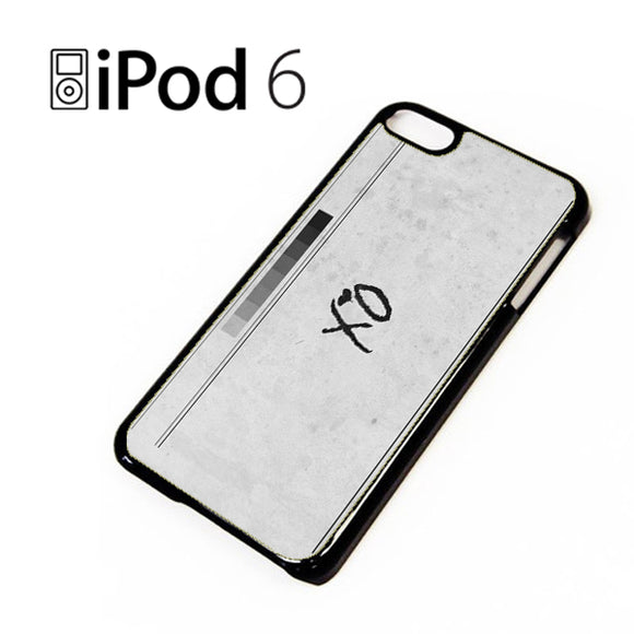XO valentine day shot glass - iPod 6 Case - Tatumcase