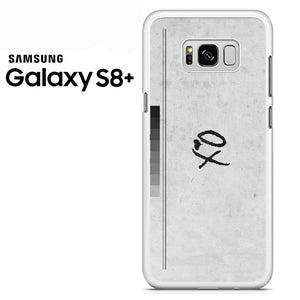 XO valentine day shot glass - Samsung Galaxy S8 Plus Case - Tatumcase
