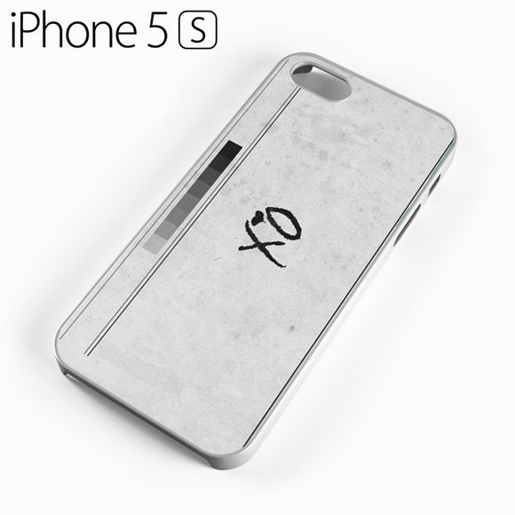 XO valentine day shot glass - iPhone 5 Case - Tatumcase