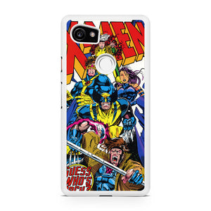 X Men Comic Cover 1, Custom Phone Case, Google Pixel 2 XL Case, Pixel 2 XL Case, Tatumcase