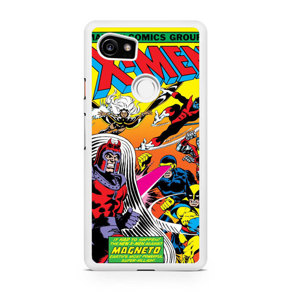 X men Marvel Comic Cover 4, Custom Phone Case, Google Pixel 2 XL Case, Pixel 2 XL Case, Tatumcase