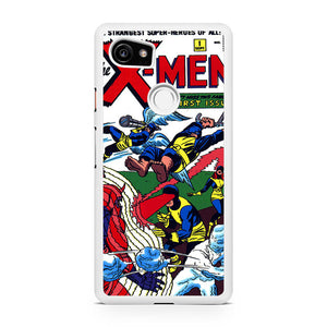 X men Marvel Comic Cover 6, Custom Phone Case, Google Pixel 2 XL Case, Pixel 2 XL Case, Tatumcase